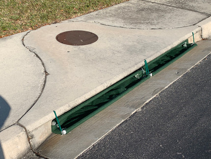 14 FT Curb Inlet