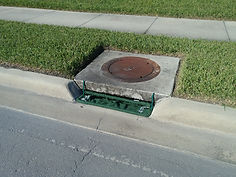 storm drain storm water storm drain protection inlet protection NOFLOOD filter