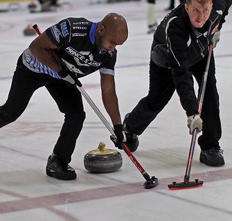 冰壺是冬季奧林匹克競技項目