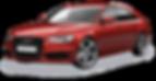 automobile rouge Carrosserie FB