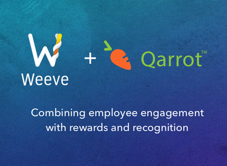 Weeve announces strategic partnership with Qarrot