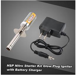 GOOLSKY HSP 1800mah Silver Glow Plug Ign