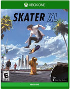 Walmart Skater XL Easyday Xbox One game