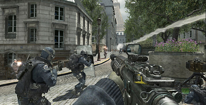 Call of Duty  Modern Warfare Image 1