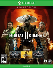 MK11 Aftermath Kollection Xbox One Game