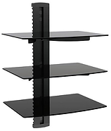 Ematic Adjustable 3 Shelf Universal for