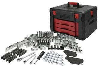WorkPro 320 Piece 1.4-inch and 3.8-inch