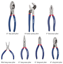 WORKPRO 7pc Pliers Set