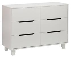 ANGEL LINE 6 Drawer White Color Madison Dresser