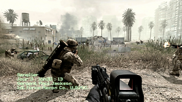Call of Duty  Modern Warfare Image 2
