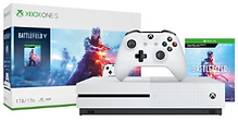 Battlefield V Bundle White XBox one Cons