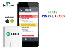 FixD Pros and Cons Transparent Cover Pag