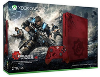 Xbox One S 2TB Gears of War 4 Limited Ed