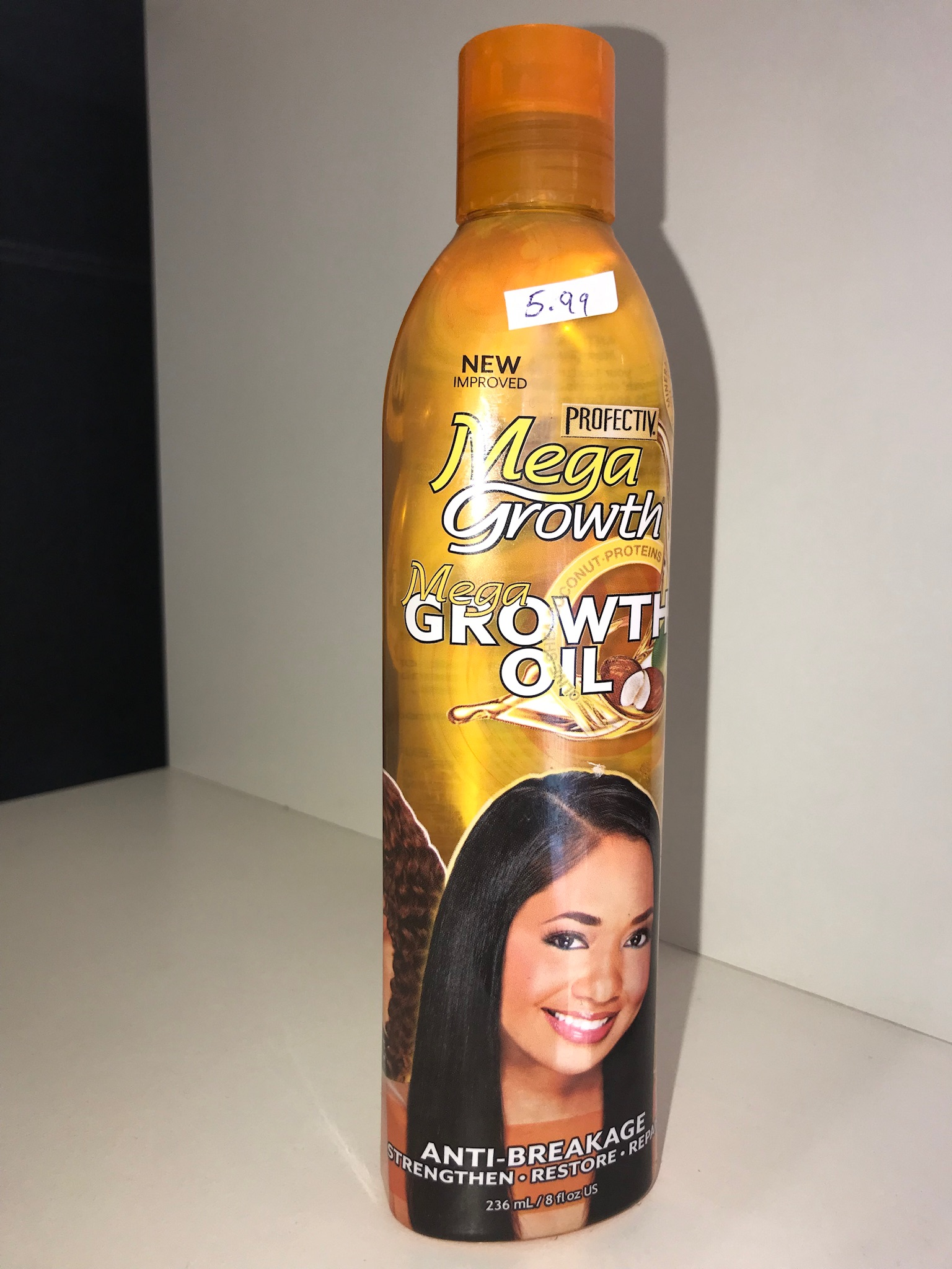 Mega Growth Oil