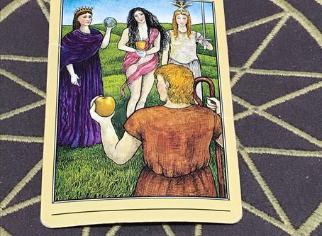 ギリシャ神話より…神託のタロット 恋人たち