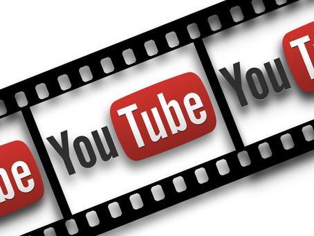 Youtube et la voix off