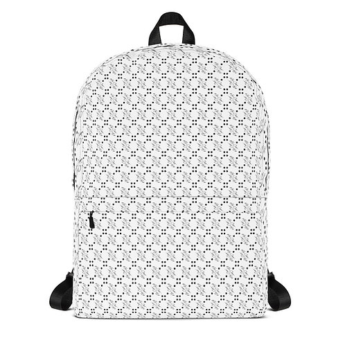 Mike Clinton Pattern Backpack