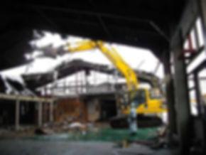 公共建屋解体
