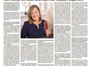 Interview in der Lokalzeitung BiBo (6.8.20)
