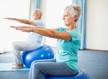 Why Balance Training Should Be a Daily Focus