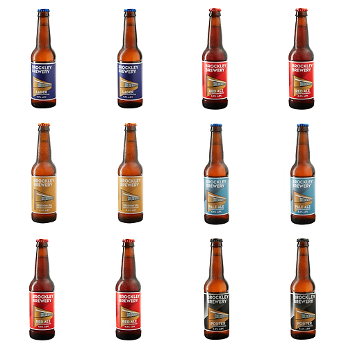 Brockley Mixed 12 Pack