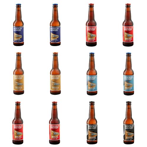 12 Brockley Bottles