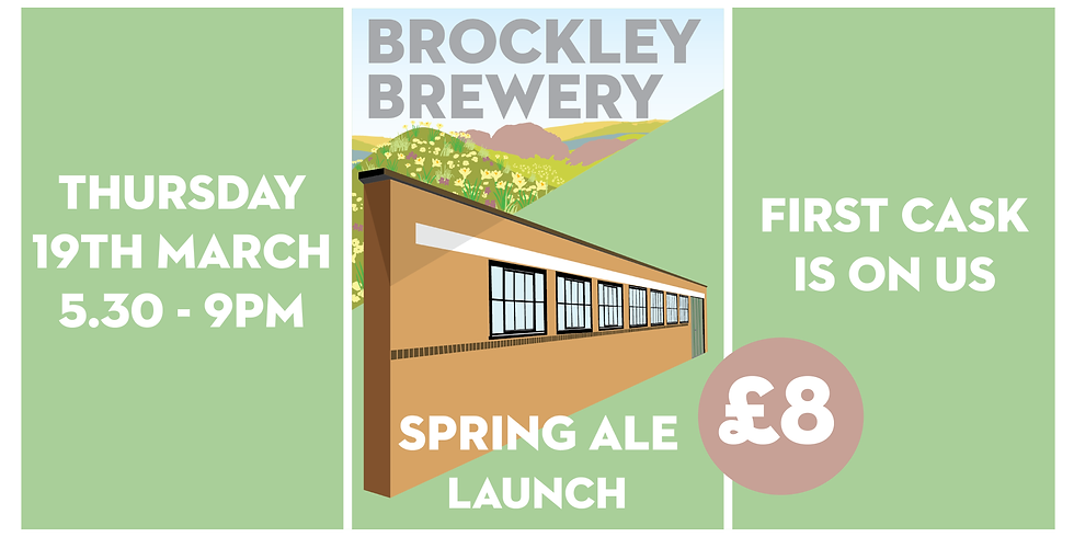 Spring Ale Launch