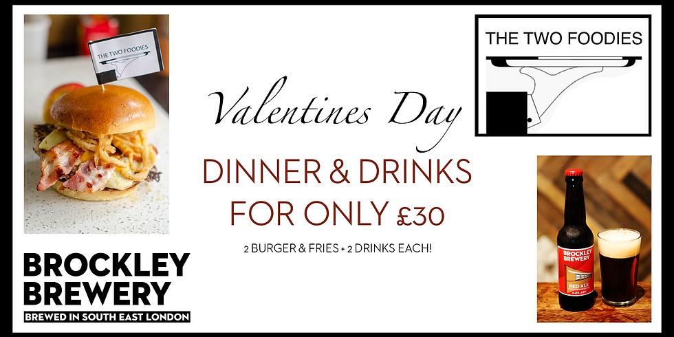 Valentines Dinner & Drinks