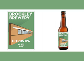 Citrus IPA now available in Bottles!
