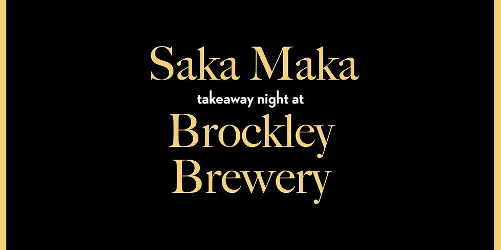 Saka Maka Takeaway Night
