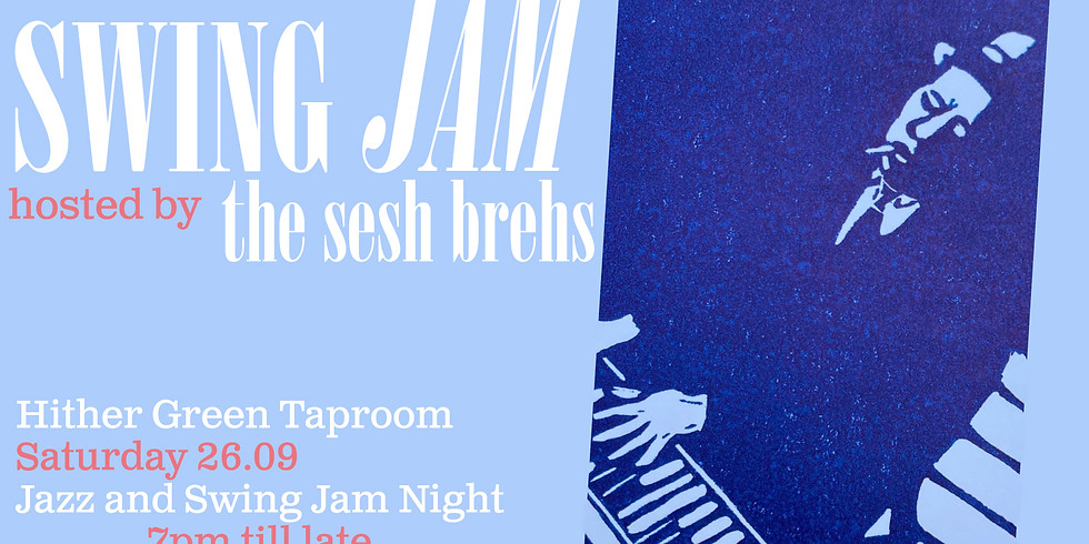 Swing Jam hosted by the Sesh Brehs