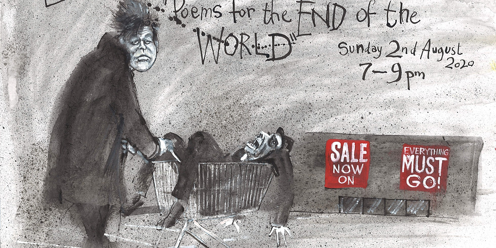 Poems for The End of The World by Martin Rowson & Luke Wright