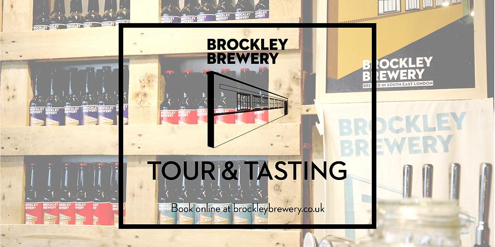 Tour & Tasting at Brockley Taproom