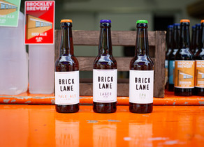 25% off Brick Lane Beers!