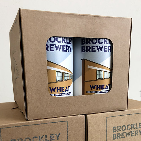 Wheat Beer 4 Pack