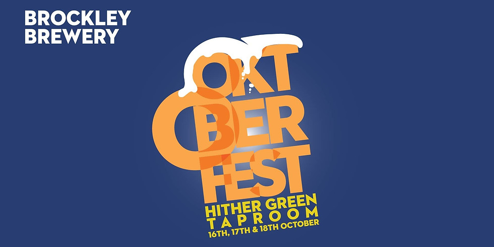 Oktoberfest Weekend at Hither Green Taproom