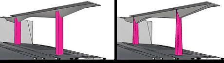 Bridge Column Options