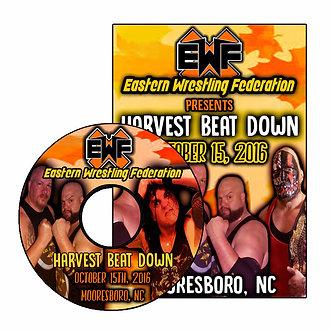 EWF Presents Harvest Beatdown 2016