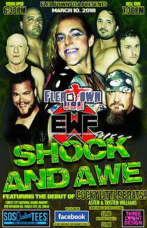 EWF: Shock & Awe 2018