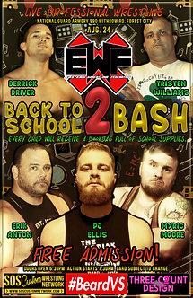 EWF: Back to School Bash 2 2019