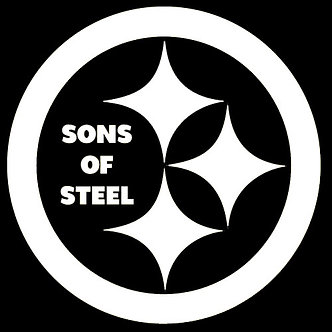 Sons of Steel Logo Decal