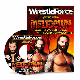 WrestleForce: MELTDOWN 2016