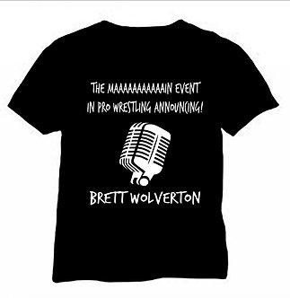 Brett Wolverton - Maaain Event