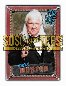 Ricky Morton Memorabilia Trading Card - Bronze
