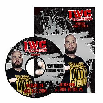 IWC Year 1: Disc 4