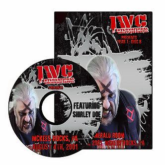 IWC Year 1: Disc 8