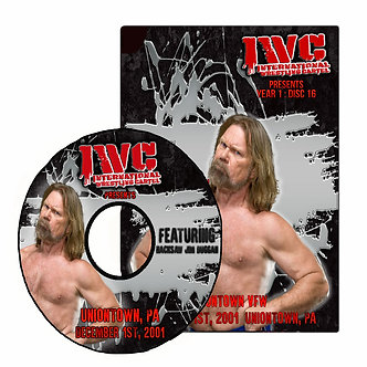 IWC Year 1: Disc 16