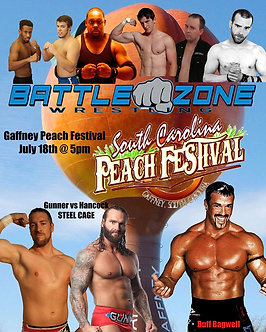 BZW: South Carolina Peach Festival 2015