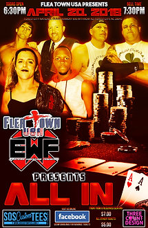 EWF: All In 2018