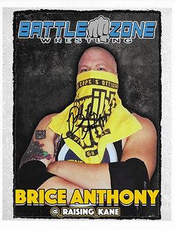 Brice Anthony Photo